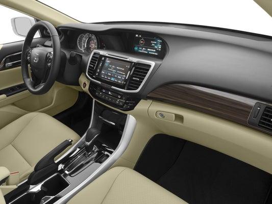 2016 Honda Accord V6 >> 2016 Honda Accord Sedan 4dr V6 Auto Ex L