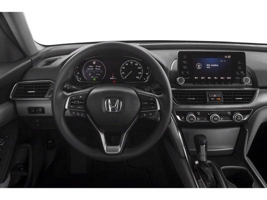 Honda Accord Sedan >> 2018 Honda Accord Sedan Lx 1 5t Cvt