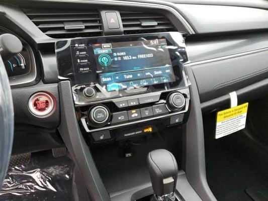 2020 Honda Civic Hatchback Ex L Cvt