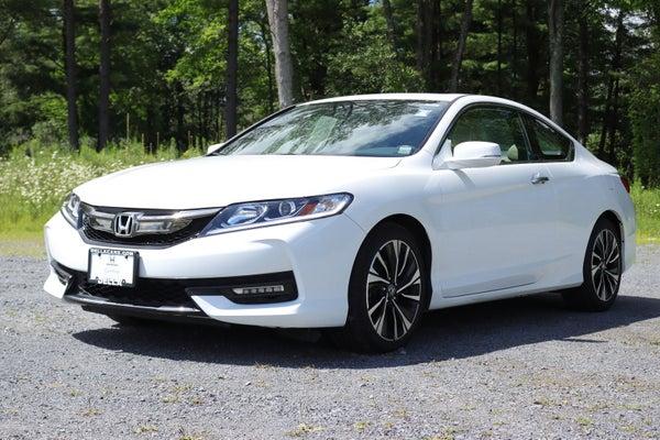 Honda Coupe 2017 >> 2017 Honda Accord Coupe Ex L Cvt